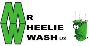 Mr Wheelie Wash - wheelie bin cleaning service